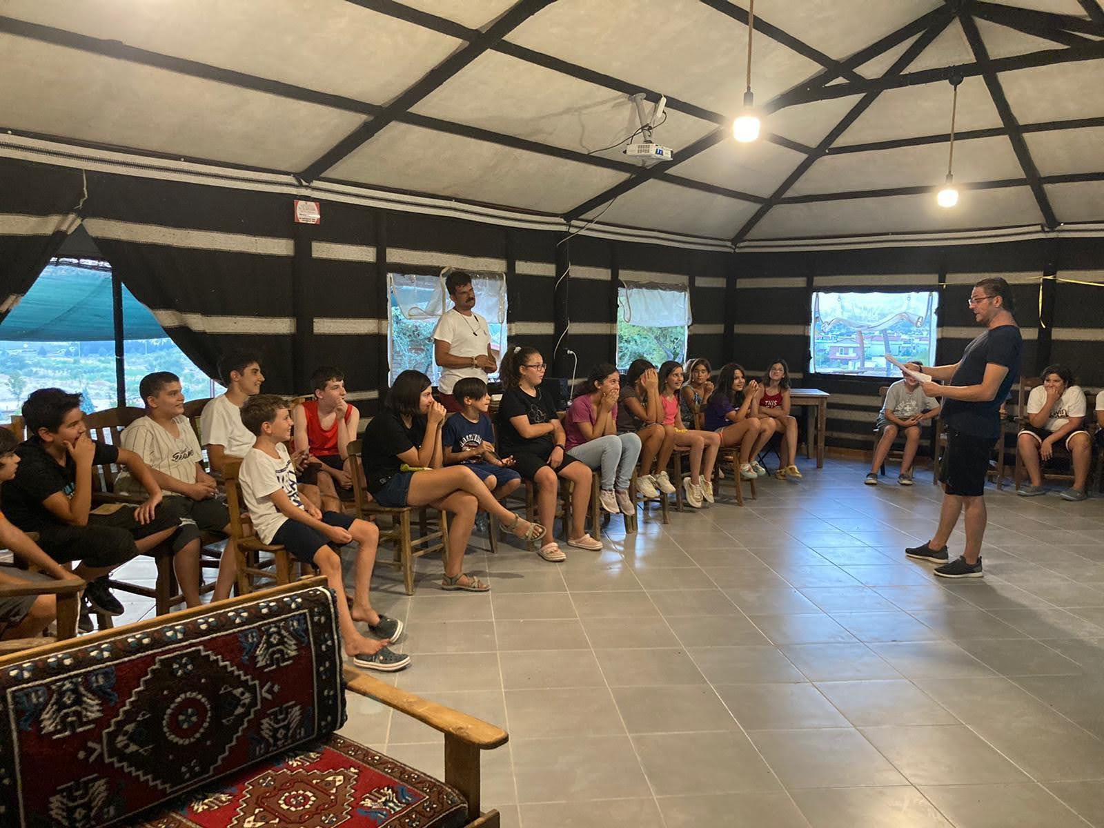 Bademler Doğal Yaşam Köyü Ekolojik Yaz Kampı